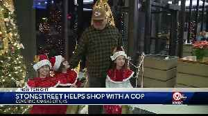 Dozens of KCK kids will now have Christmas gifts thanks to police and Eric Stonestreet [Video]