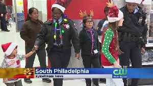 Philly Officers Help Kids Shop For Presents [Video]