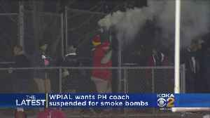 Penn Hills Football Head Coach Facing Suspension From Incident In WPIAL Championship [Video]