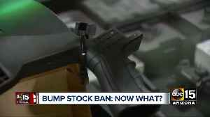 Big questions raised after Trump administration bans bump stocks [Video]