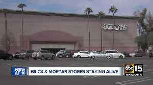 Shoppers have concerns about decline of brick-and-mortar stores, study finds [Video]