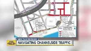 Lane closures on Channelside Drive and Old Water Street expected through January 2019 [Video]
