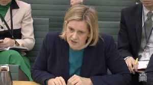 Amber Rudd Hints At Delays To Universal Credit Rollout [Video]