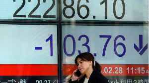 Global Shares Calm, But Still Near 19 Month Lows [Video]