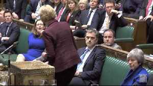 Andrea Leadsom And Anna Soubry Confront John Bercow In Commons Row [Video]