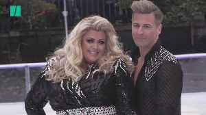 Gemma Collins Talks 'Dancing on Ice' Inspirations [Video]