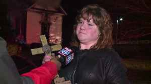 'God Is Very Powerful': Cross Saved as Firefighters Battled Devastating Church Fire [Video]