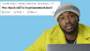 Meek Mill Goes Undercover on Twitter, Instagram and YouTube [Video]