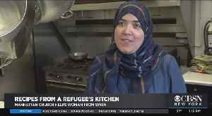 Church's Kitchen Helps Syrian Refugee Find Voice [Video]