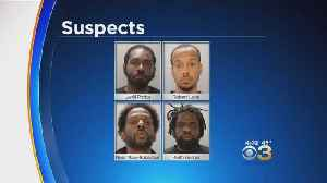 3 Additional Men Charged In Execution Style Murders Of 4 People In Southwest Philadelphia [Video]