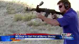 90 Days to Get Rid of Bump Stocks [Video]