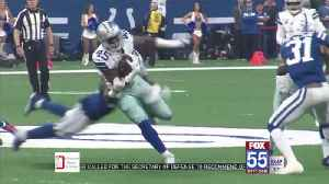 Rod Smith Relishing Role with Cowboys [Video]