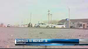 Changes to Highway 18 [Video]