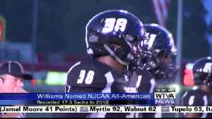 Former NEMCC defensive lineman Sam Williams named NJCAA All-American [Video]
