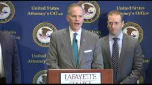 WATCH: News conference on arrest in Lafayette College threats [Video]