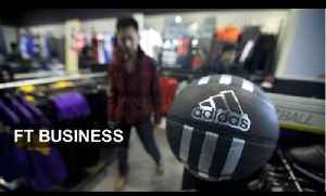 Adidas goes west in China [Video]