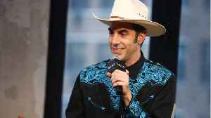 Sacha Baron Cohen Reveals Why Sarah Palin Didn't Appear On 'Who Is America?' [Video]