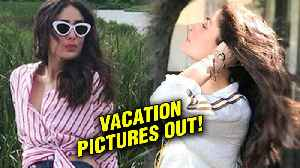 Kareena Kapoor Saif Ali Khan SIZZLING PICTURES From South Africa Are OUT   Check It Out [Video]