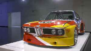 BMW Art Cars Exhibition - How a vision became reality [Video]