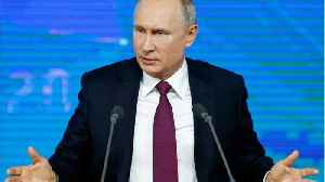 Putin's Annual Televised News Conference: Warns Of Risks Of A New Nuclear Arms Race [Video]