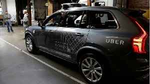 Uber Restarts Self-Driving Car Testing After Deadly Accident [Video]
