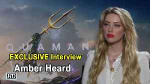 Low representation of women in films frustrating: Amber Heard | EXCLUSIVE [Video]
