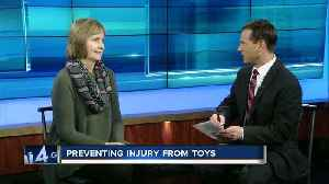 Preventing injury from toys [Video]