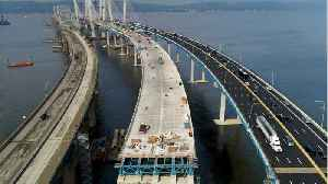 News video: New York's New $4 Billion Bridge Allegedly Plagued By Failing Bolts