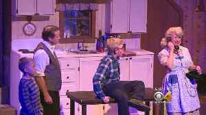 'A Christmas Story' On The Boulder Dinner Theatre Stage [Video]