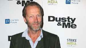 News video: Iain Glen Describes How Paranoid The Producers For 'Game Of Thrones'