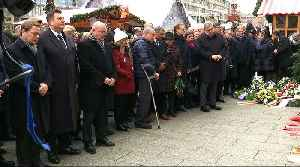 News video: Two years after Christmas market attack, Germans feel safer