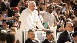 Pope Accepts Resignation of Auxiliary Bishop Salazar [Video]