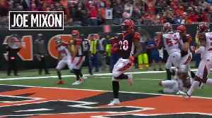 Week 16: Bengals at Browns [Video]