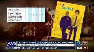 Unions calls for code of conduct change after recent student attacks on school staff [Video]