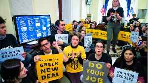 Democrat Tapped For Climate Panel Criticizes Green New Deal [Video]