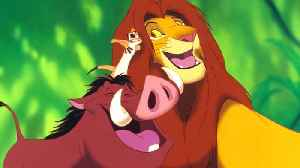 Petition Claims Disney's Trademark of Hakuna Matata Is Cultural Appropriation [Video]
