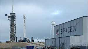 SpaceX Postpones First U.S. National Security Space Mission Due To Bad Weather [Video]