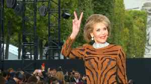 Jane Fonda to be honoured by Producers Guild of America [Video]