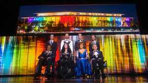 Kennedy Center Honors - The honorees and the tribute performers gather for the 41st annual Kennedy Center Honors [Video]