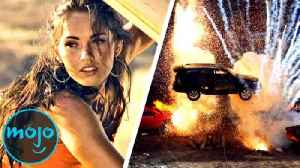 Top 10 Signs You're Watching a Michael Bay Movie [Video]