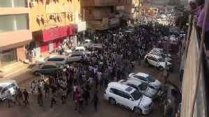 Crowds March Through Khartoum Streets to Protest Price Increases [Video]