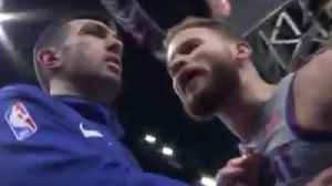 Blake Griffin Gets Into HEATED Exchange With Fan During OT [Video]