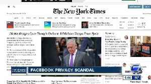 NYT: Facebook offered more user data to companies, including private messages, than it has admitted [Video]