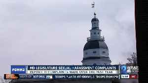 11 sexual harassment complaints made in Maryland legislature [Video]