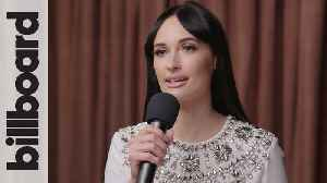 Kacey Musgraves Shares Message of Female Empowerment at WIM 2018 | Billboard [Video]