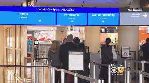 Checkpoint Wait Times No Longer A Mystery At DFW Airport [Video]