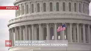McConnell Avoids Government Shutdown And Border Wall [Video]