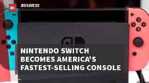 Nintendo Switch Becomes The King Of Consoles [Video]