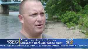 Officials File Charges Against Former Elizabeth Borough Police Chief [Video]