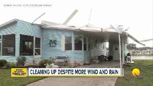 Pasco County cleans up despite more wind and rain on the way [Video]